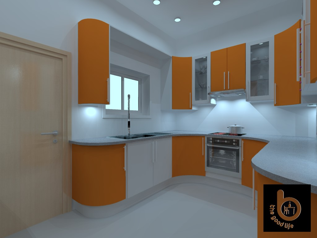 Kitchen Unit Design, Project 015 - O2 - Bafkho Projects