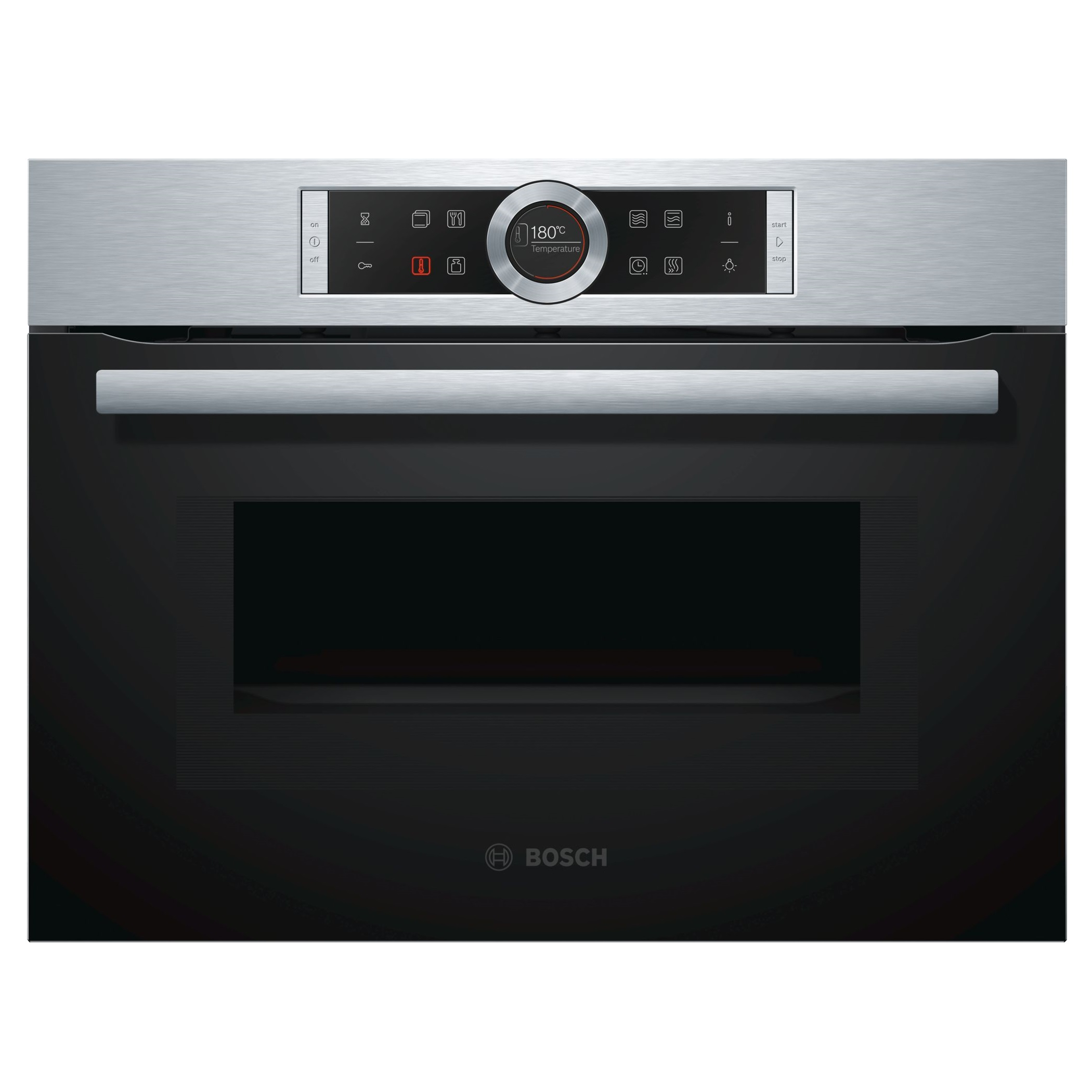 bosch 60cm series 8 compact microwave oven cmg633bs1. Black Bedroom Furniture Sets. Home Design Ideas